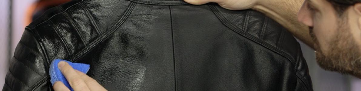 Konserwacja kurtki skórzanej